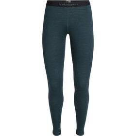 Icebreaker 200 Oasis Leggings Dames, nightfall
